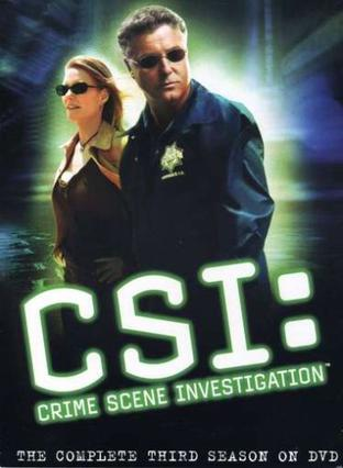 犯罪现场调查 第三季 CSI: Crime Scene Investigation Season 3