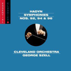 Haydn: Symphonies Nos. 92, 94 & 96