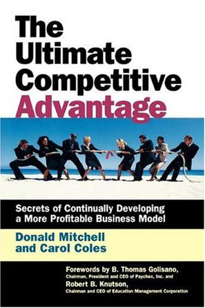The Ultimate Competitive Advantage