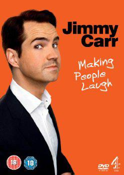 Jimmy Carr: Making People Laugh