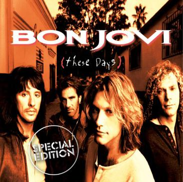 Bon Jovi - These Days: Special Edition