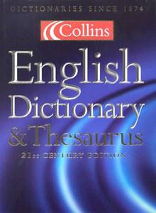 Collins English Dictionary 21st CENTURY
