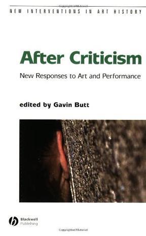 After Criticism