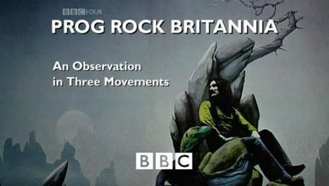 不列颠前卫摇滚-对三个运动的一个观察