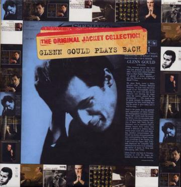 Original Jacket Collection - Glenn Gould Plays Bach