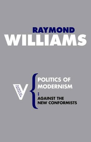The Politics of Modernism