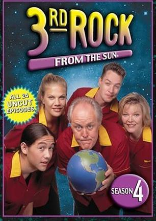 歪星撞地球  第四季 3rd rock from the sun Season 4