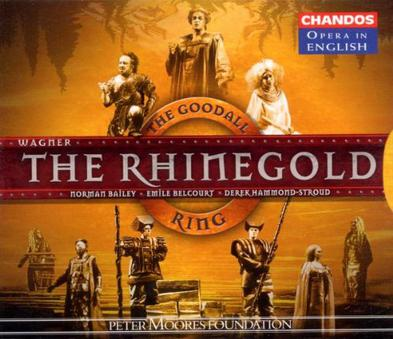 WAGNER: The Rhinegold (Sung in English)