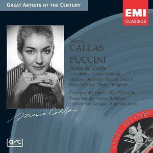 Puccini: Arias & Duets by Maria Callas (EMI's Great Artists of the Century)