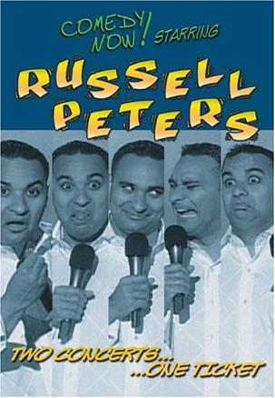 Russell Peters: Two Concerts