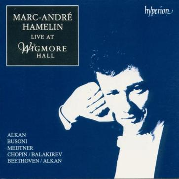 Marc-André Hamelin Live at Wigmore Hall