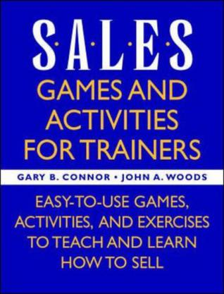 Sales Games and Activities for Trainers