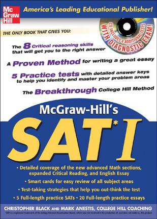 McGraw Hill's SAT I