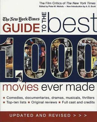 The Nyt Best 1000 Movies Ever Made