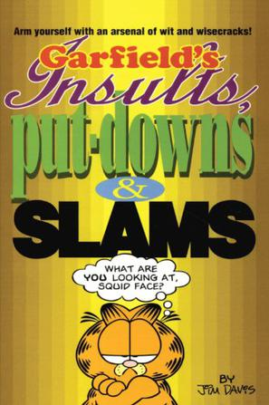 Garfield's Insults, Put-Downs, and Slams