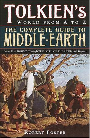 Tolkien's World from A to Z