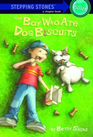Stepping Stone Boy Ate Dog Biscuits