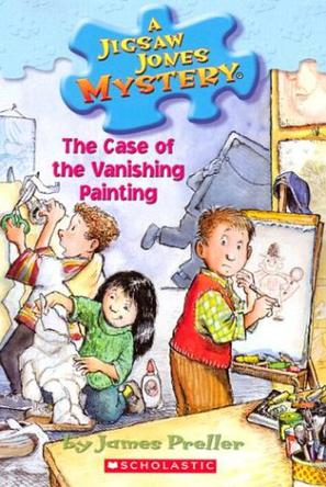 A JIGSAW JONES MYSTERY The Case of the Vanishing Painting