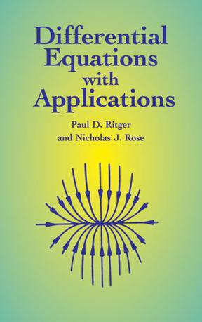 Differential Equations with Applications