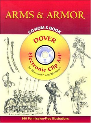 Arms and Armor CD-ROM and Book武器与装甲