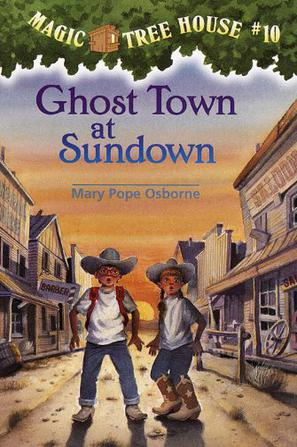 《Ghost Town at Sundown》txt,chm,pdf,epub,mobi電子書下載