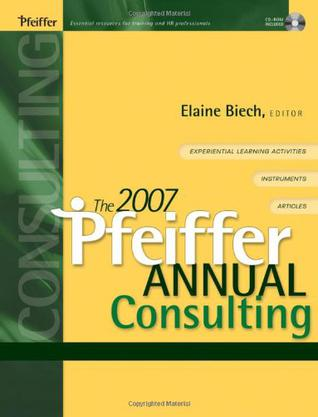 Pfeiffer年鉴2007