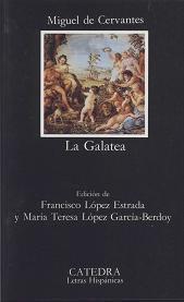 La Galatea (Letras Hispanicas)