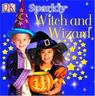 Sparkly Witch and Wizard