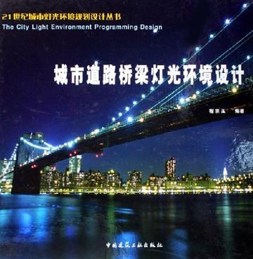 城市道路桥梁灯光环境设计