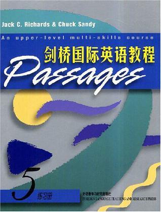 剑桥国际英语教程 练习册 5