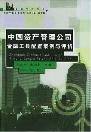 中国资产管理公司金融工具配置案例与评析