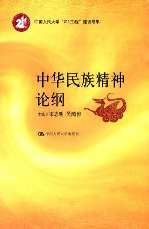 中华民族精神论纲