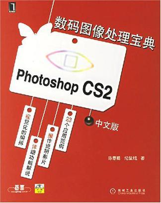 数码图像处理宝典photoshop CS2(中文版)