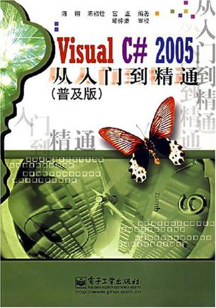Visual C#2005从入门到精通