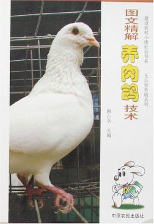 图文精解养肉鸽技术
