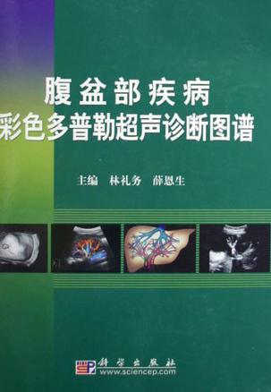 腹盆部疾病彩色多普勒超声诊断图谱