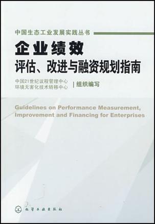企业绩效评估、改进与融资规划指南