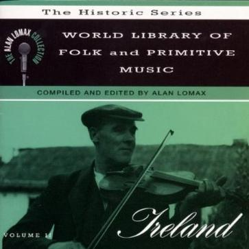 World Library Of Folk & Primitive Music, Vol. 2: Ireland