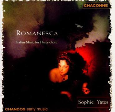Romanesca: Italian Music for Harpsichord