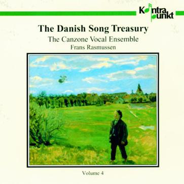 The Danish Song Treasury, Vol.4