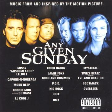 Any Given Sunday: Music From The Motion Picture