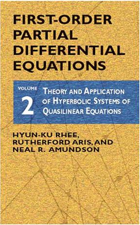 First-Order Partial Differential Equations