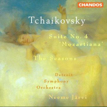 Suite 4 in G Op 61 / Seasons Op 37