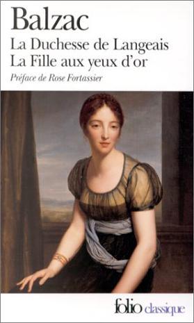 LA Duchesse De Langeais (Folio Series