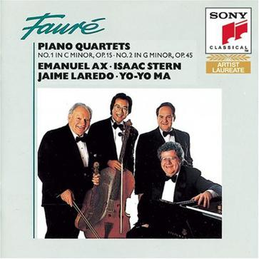 Fauré: Piano Quartets