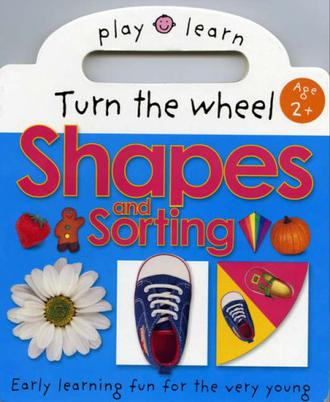 Turn the Wheel-Shapes and Sorting