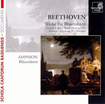 Beethoven: Works for Wind Octet