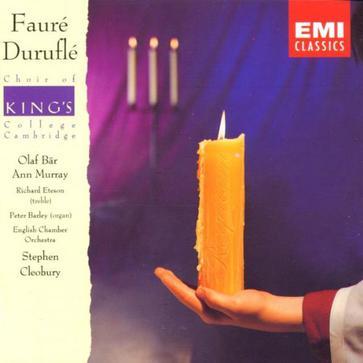 Durufle: Requiem Op. 9 / Fauré: Requiem, Op. 48