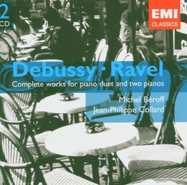 Debussy & Ravel: Complete works for piano duet & two pianos