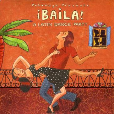 BAILA - A Latin Dance Party
